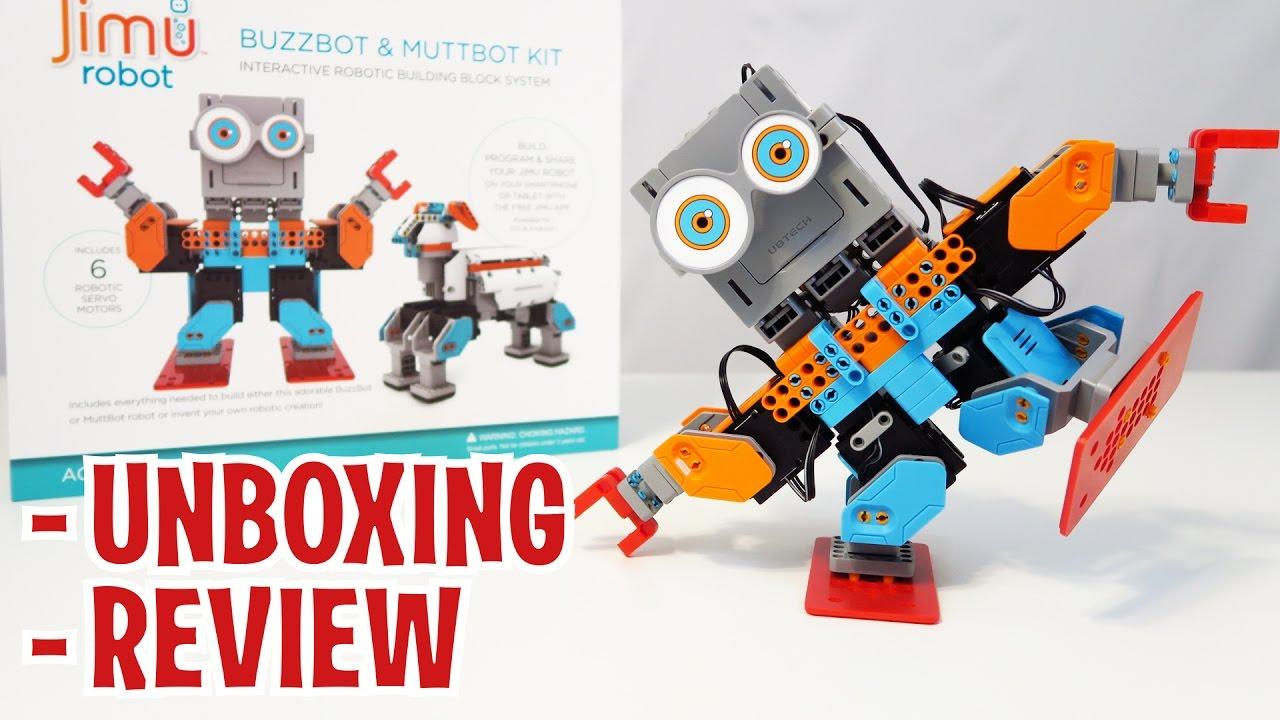 UBtech-Jimu-Robot